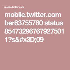 mobile.twitter.com ber83755780 status 854732967679275011?s=09
