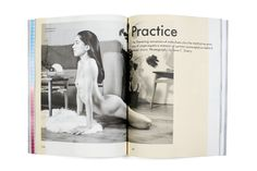 Benefits of yoga in The Gentlewoman Issue 9.