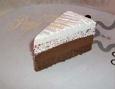 Stracatela ~ Recepti i Savjeti Sweet Desserts, Sweet Recipes, Czech Recipes, Croatian Recipes, Sweets Cake, Cheesecakes, Cake Cookies, Vanilla Cake, Deserts