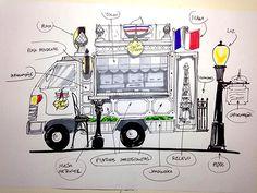 Projeto de Food Truck Temáticos