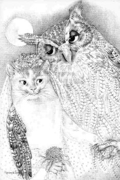 The Owl and the Pussycat - fairy tale