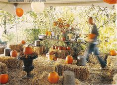 #shabby #autumn #garden idea
