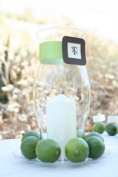 Neat way to use the limes... would this work with a mason jar?