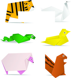 origami fuchs falten papier falten anleitung origami. Black Bedroom Furniture Sets. Home Design Ideas