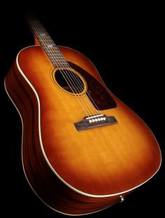 Epiphone Inspired by 1964 Texan Acoustic Guitar Vintage Cherryburst