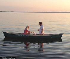 Romance en el mar...