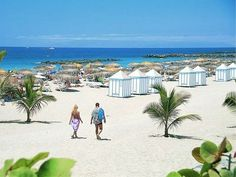 COSTA ADEJE- TENERIFE 3.  We traveled here when I was 5 months pregnant.  We had a blast.
