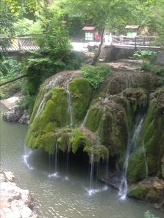 Cascada Bigar-Romania