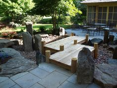 /\ /\ . Stonewood Design Group
