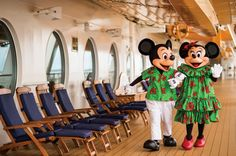 Top 10 Magical Moments on Disney Cruise Line's Very Merrytime Cruises - For a FREE Disney Vacation quote contact https://www.facebook.com/OUATVLeslie