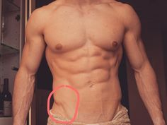 HOW TO GET V-LINES . The Adonis Belt or better know as 'v-lines' refers to either one or two…""