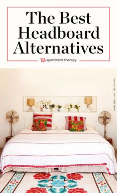 10 Alternative Headboard Ideas You Might Not Have Thought Of