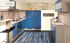 Keukentrend Trend Culture. | Hornbach Kitchen Island, Inspiration, Culture, Home Decor, Island Kitchen, Biblical Inspiration, Decoration Home, Room Decor, Home Interior Design