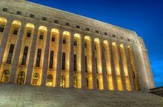 Parliament House (Eduskuntatalo), #Helsinki