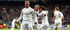 Ch.L. 15/16: Real Madrid-VFL Wolfsburg 3:0 -Er ist eine Garantie und versagt nie: Madrid-Star Cristiano Ronaldo verkörpert, was Wolfsburg im großen Moment fehlt