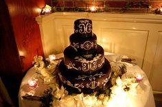 Vegan Treats wedding cake