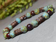 Pale Turquoise Boho Chic Bracelet