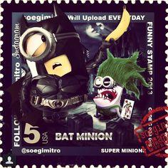 Minion - Batman The Joker - The Dark Knight http://multicitytoys.com
