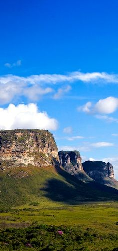 Chapada Diamantina, no interior do estado da Bahia, Região Nordeste do Brasil.