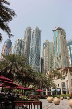Dubai Marina ~ ღ Skuwandi