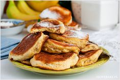 Kid Friendly Meals, Paleo Diet, Paleo Recipes, French Toast, Good Food, Food Porn, Gluten Free, Cooking, Pancakes