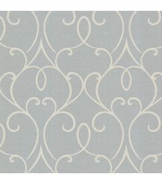Mila Grey Mini Classical Wallpaper