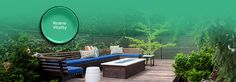 Image result for resene vitality Outdoor Sectional, Sectional Sofa, Outdoor Furniture Sets, Outdoor Decor, Colour Board, Tiles, Colours, Image, Home Decor