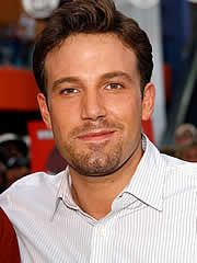 Ben Affleck...there's just something about him that appeals to me
