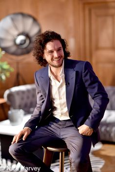Kit Harington Looking Awesome!