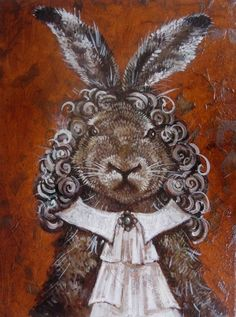 The Rabbit Art Prints by Sonia Colonna Mathis - Shop Canvas and Framed Wall Art Prints at Imagekind.com