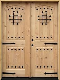 We install and repair rustic doors for residential homes , offices and also business's