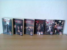 Stefan's diaries books