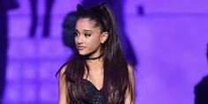ariana grande ♡ she's my queen. she's so inspirational & i love her so so… Ariana Grande Concert, Ryan Seacrest, Light Of My Life, She Song, Celebs, Celebrities, Disney S, My Princess, My Girl