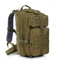 fdd744229fd3 Brand New Men s Outdoor Military Tactical Backpack Camping Bag Hiking  Trekking Rucksack Sport Climbing Survival Carry