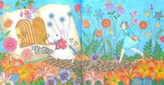 Welcome to Wonderland #kolorowanki #coloriage #coloringforadults #colouringforadults #kolorowankidladoroslych…