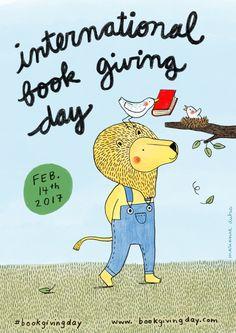 #bookgivingday 2017