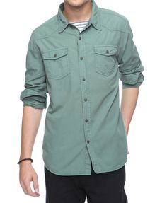 Casual Western Shirt | 21 MEN - 2002930002