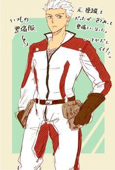 藍田シノ (@s_haraoac) さんの漫画 | 73作目 | ツイコミ(仮) Archer Emiya, Fate Stay Night Anime, Husband, Manga, Memes, Boys, Cute, Drawing, Cute Anime Guys