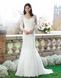 finden Sie Ihr Brautkleid von Sincerity | romantische Brautkleider & neuesten Hochzeitskleider | All Styles 3759