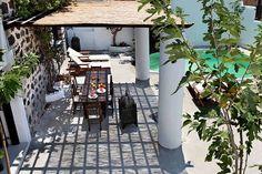 Mansion Kiara : Megalochori : Santorini Villas - Greece Villas