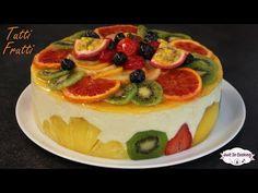 Recette de Gâteau aux Fruits : Le Tutti Frutti - YouTube