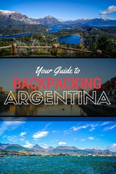 Here you'll find all information you need for Backpacking in Argentina based on my experience of 3 months traveling the country from the north to south. Read this before you head off on your great trip through South America!