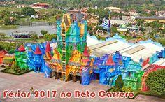 Férias no Beto Carrero em 2017 - Penha SC #betocarrero #férias #viagens #promoções #pacotes #ofertas