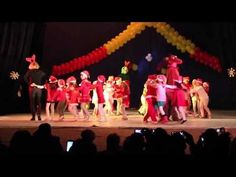 ▶ All I want for christmas is you - kids performance - YouTube