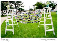 Shabby Chic Goes Glam Wedding in the Park � Part 2