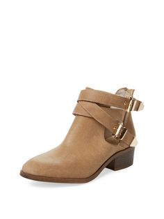 Scoundrel Low Heel Bootie by Seychelles at Gilt