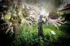 Elfe sculpté par Sara.H Photo ©RégisColombo
