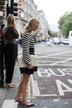 On the Street….New Oxford Street, London