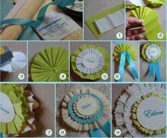 circulos de papel
