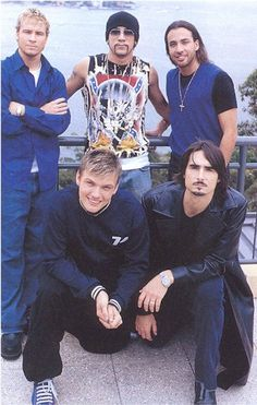 Backstreet Boys (BSB)